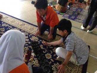Johor-Japan Intercultural Programme 2016